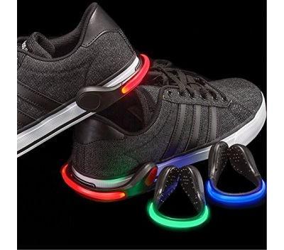 3 Pairs of LED Flashing Shoe Lights
