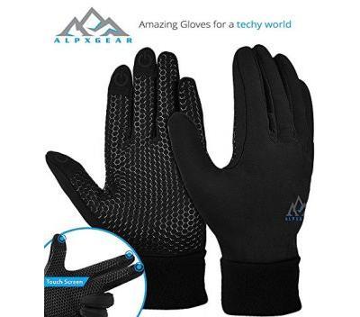 AlpxGear Touchscreen Winter Gloves